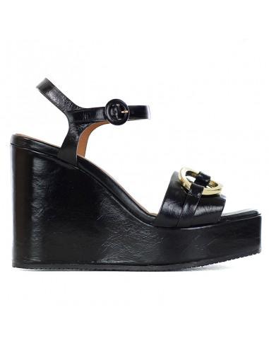 Carmens Padova - Sandal with wedge