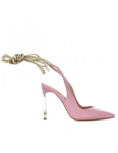 G.P. Bologna - Décolleté with heel strap