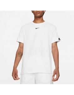 Nike - T-shirt con banda...
