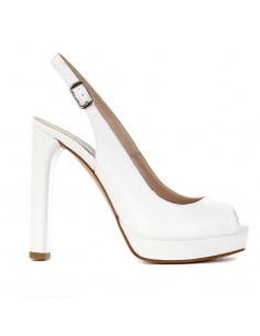 L'amour -  Sandal with ankle strap