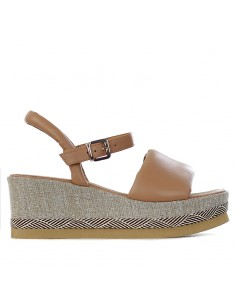 Gianmarco Sorelli - Wedge with ankle strap