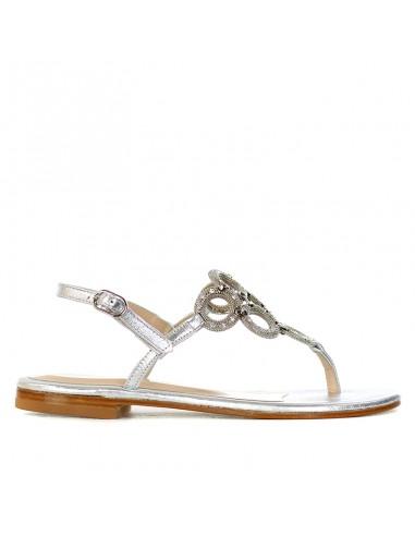 SIANO VIA ROMA - Jewels sandal