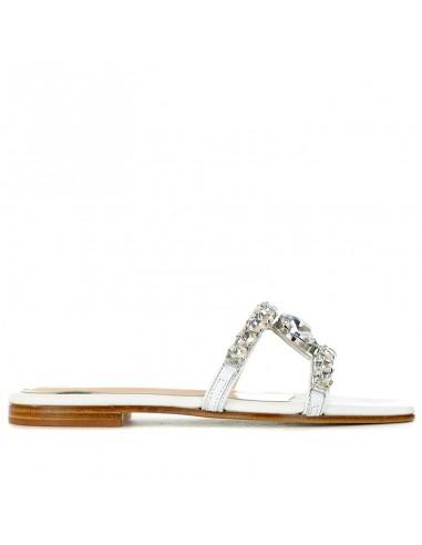 SIANO VIA ROMA - Jewels slipper