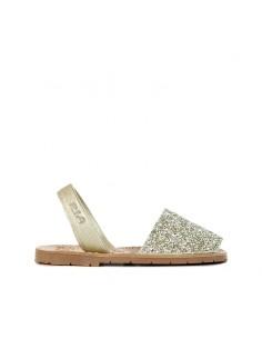 Ria Menorca Kids - Sandalo glitterato