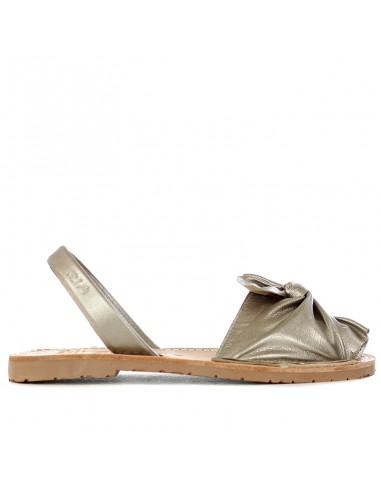 Ria Menorca - Sandal with ornamental bow