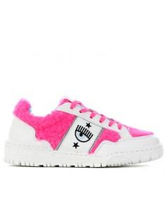 CHIARA FERRAGNI - Sneakers con logo
