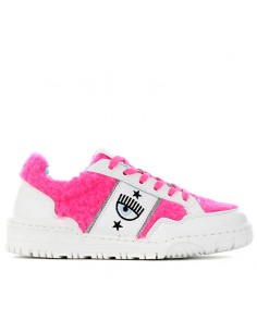 CHIARA FERRAGNI - Sneakers with logo