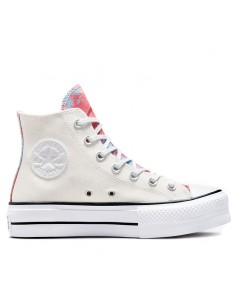 CONVERSE - Sneakers Hybrid Shine Platform Chuck Taylor All Star