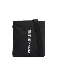 CALVIN KLEIN JEANS - Crossbody bag with logo