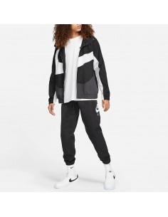 NIKE - Jacket with oversize...