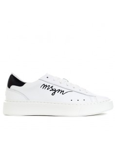 MSGM - Sneakers con logo