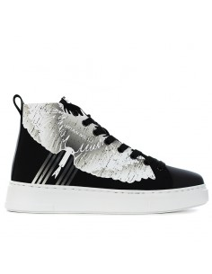 BRIAN MILLS - Sneakers with print