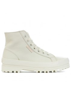 SUPERGA - Sneakers mid with logo