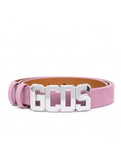 GCDS - Belt with buckle logo