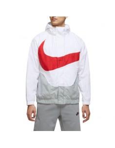 NIKE - Jacket with oversize logo