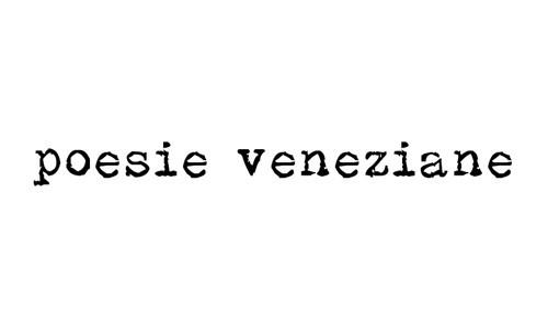 Poesie Veneziane